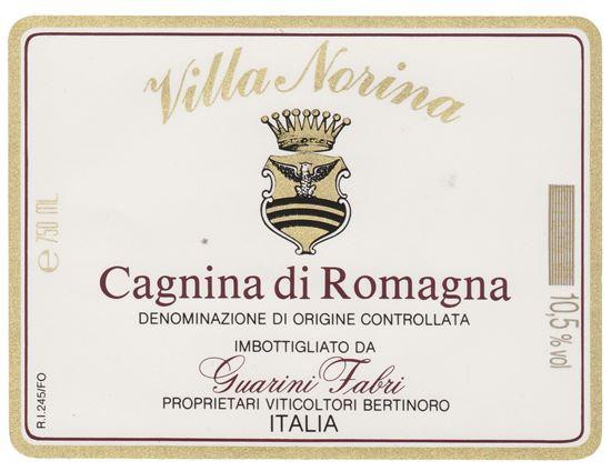 Picture of Cagnina Villa Norina